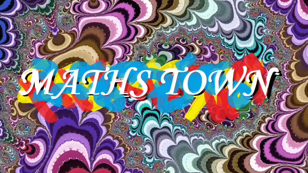 Maths Town title image