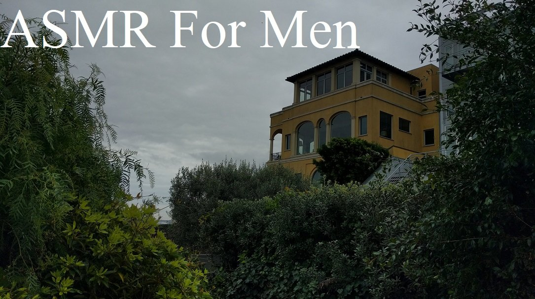 ASMR For Men title image