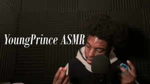 Video Of The Day 58 [Young Prince ASMR]