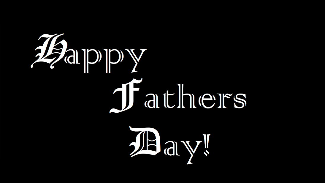 Father Day title image