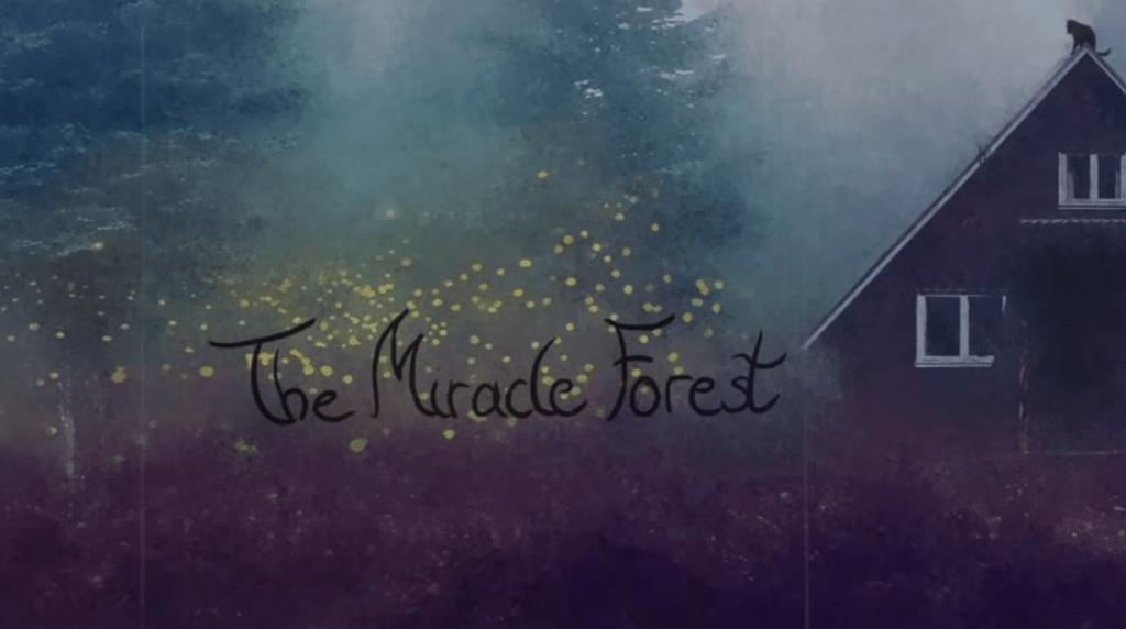 The Miracle Forest Title Image