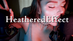 Video Of The Day 121 [HeatheredEffect] – Mic Scratching