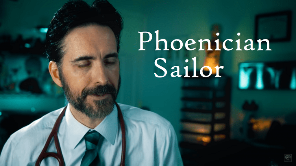 Phoenician Sailor