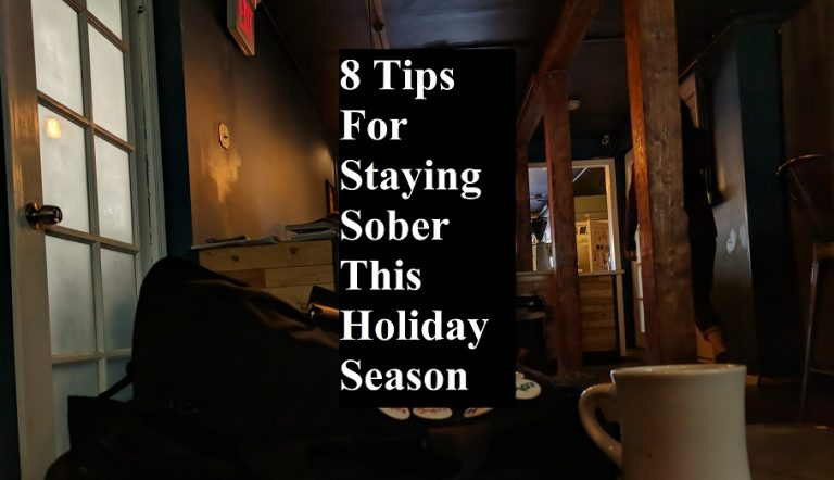8 Tips For Staying Sober This Holiday Season