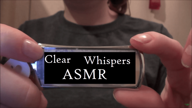 clear whispers asmr